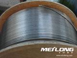 Línea de control hidráulica del martillo a dos caras del acero inoxidable S32205