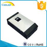 contrôleur solaire solaire hybride Mps-3kVA de Builtin 50A-MPPT d'inverseur de 3kw 220VAC/50Hz