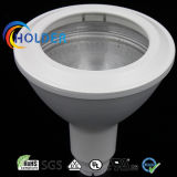 Pari-30 het LEIDENE Omhulsel Gemetalliseerde Plastiek wordt behandeld door het Tussenvoegsel van het Aluminium met de Lampekap van de Ring Rerainer