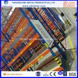 El recubrimiento de polvo galvanizar el almacenamiento de palets Rack (EBILMETAL-PR)