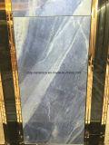 フォーシャンの建築材料のよく、新しいデザイン完全なボディ大理石の石の床の磁器のタイル