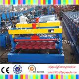Le mattonelle di tetto di 1080 punti hanno lustrato il rullo delle mattonelle che forma il macchinario fatto in Cina
