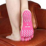 Легкая слипчивой пусковой площадки удобная на с подошве ботинка сопротивления носка пляжа Nakefit Flops Flip моря бассеина гуляя