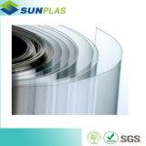 Claro Transparente PVC rígido Rollo / Hoja de impresión y paquete