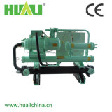Machine à système CA pour refroidisseur d'eau refroidi à l'eau industrielle