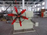 Пластичные койлер станции двойника трубы PE/машина замотки