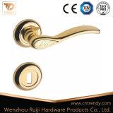 금 완료 (Z6308-ZR11)에 있는 로즈에 새로운 높은 디자인 오피스 문 손잡이