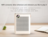Android 4.4.2 Projecteur multimédia intelligent portable WiFi Bluetooth