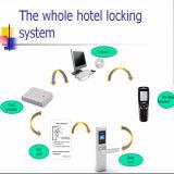 Bloqueo S3132 del clave de tarjeta del hotel del bloqueo de puerta de la alta seguridad de Orbita