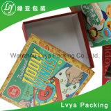 Cadre de papier de empaquetage de qualité de carton d'impression de cadeau fait sur commande bon marché en gros de promotion