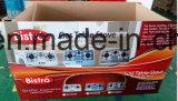 Золотой торговой марки кухонный комбайн JZG750-07газовая конфорка (A)