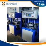 Macchina bevente semi automatica dello stampaggio mediante soffiatura della bottiglia di acqua delle 4 cavità