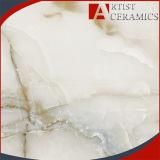 Gerundete Mond-Jade Gres Granit-Porzellan-Küche-Wand-Fliese