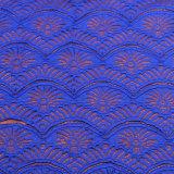 광저우 신부 두바이에 있는 표는 속눈섭 직물 면 나일론 레이스를 끈으로 묶는다