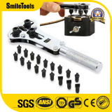 Berufsuhrmacher-Uhr-Reparatur-Rückseiten-Fall-Batterie-Deckel-Öffner mit Bits