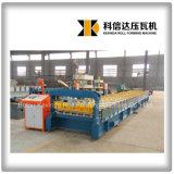 Kxd-1000 retráctil máquina de formação de rolos de mosaico de Metal