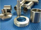 Части CNC подвергая механической обработке с алюминиевым стальным материалом цинка