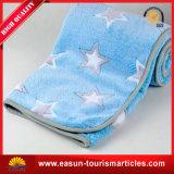 La coperta promozionale del panno morbido dell'aeroplano con Crochet modella il fornitore