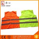 Желтая & померанцовая отражательная безопасность возлагает (CC-V01)