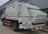 LHD & Rhd 패물 Wangon 12 톤에서 판매를 위한 압축 쓰레기 트럭 15 톤