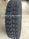 Joyall 상표 광선 드라이브 18pr 트럭 타이어