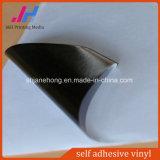 Bedruckbarer Auto-Schwarz-Kleber-selbstklebendes Vinyl
