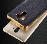 De galvaniserende Dekking van het Leer voor Huawei koppelt 9 Eer X6
