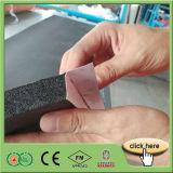 Cobertor de espuma de borracha da isolação autoadesiva lateral da fábrica uma de Isoflex