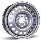 (5-120) серебряная стальная оправа колеса 17X6.5