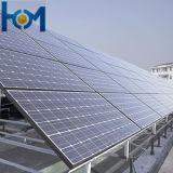 стекло панели солнечных батарей 3.2mm Toughened пользой Coated супер белое