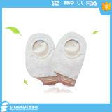 Ostomy卸し売り通気性のNon-Woven袋の最大切口57mm