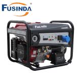 7000 Watts de energia portátil gerador a gasolina com SASO, marcação, Soncap Certificado (FB9500E)