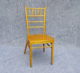 EventおよびParty (YC-A89)のための強いMetal Wedding Chiavari Chair
