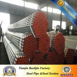 2.5 Zollgi-Stahlrohr für Gewächshaus