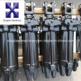 Cilindro hidráulico de acero micro de dos fases