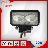 "E-MARK 4 "" 20W IP68 LED Work Light"