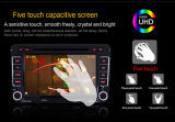 Écran tactile capacitif Android 4.2.2 Unité de tête Autoradio pour Volkswagen Passat/Jetta/POLO/Golf/Tiguan/Turan/EOS/Seat Leon/Caddy