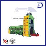 통합 유압 금속 조각 포장기 가위 기계