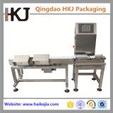 Machine de contrôle de pesée pour forfait alimentaire