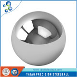 Esfera de aço inoxidável AISI304/306 com ferragens