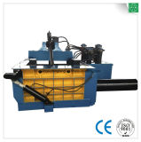 Machine de emballage de compacteur de rebut hydraulique rapide de fer