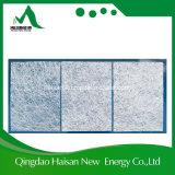 Eガラスのガラス繊維によって切り刻まれる繊維のマット