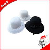 Chapéu de papel de palha flexível