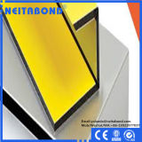 3mm 4mm Composite Aluminum ACP Panel for Kitchen /Cabinet Decoration