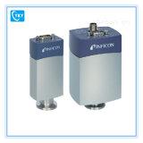 전력 공급 (3.8E-5 Torr)를 가진 방식제 디지털 압력 계기