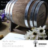 Hongdao Madera Café Barril Vino Cerveza Barril Whisky Barril _E
