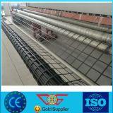 A inclinação protege o preço de solda composto plástico de aço biaxial de Geogrid