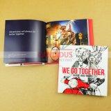 사진술 책 Coffeetable 책을 인쇄하는 오프셋 인쇄 소비자 서비스 싼 두꺼운 표지의 책 아동 도서