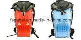 Moto dure de Boblbee ABS/Leatherr emballant le sac de sac à dos de course de sport