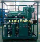 Purificação do óleo isolante, máquina da regeneração do petróleo do transformador